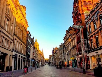 Buchanan-Street_New-Years-Day-2019