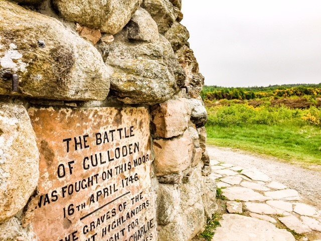 Culloden-battle