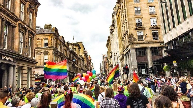 glasgow-pride-march